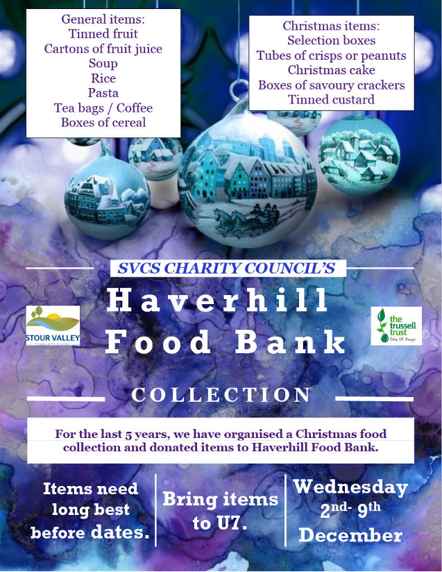 Haverhill Food Bank